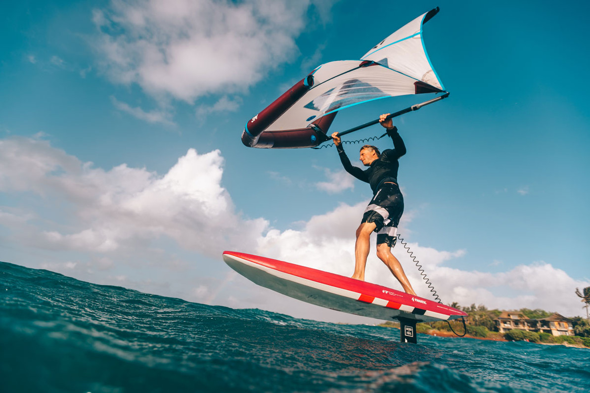 Foil Fridays - How to Wing Surf / Foil - First steps and Tips