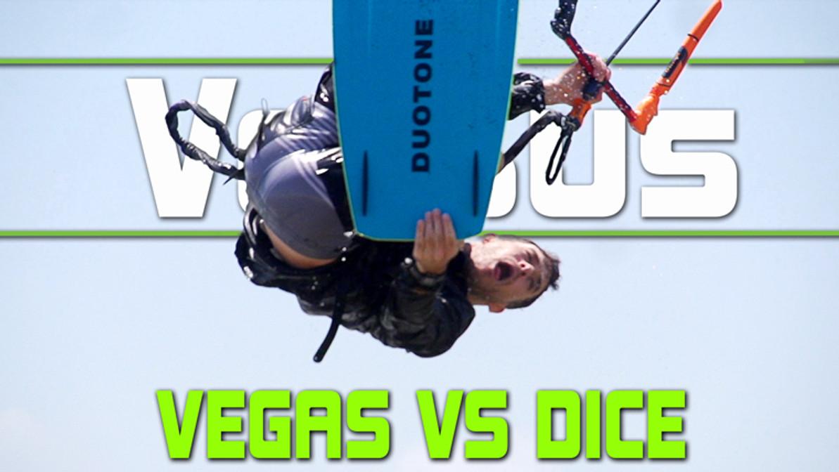 Duotone Vegas Vs Dice