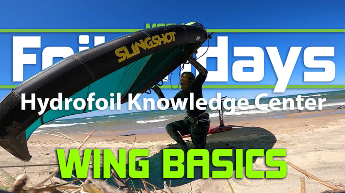 Wing Surfing Basics Learning your Wing