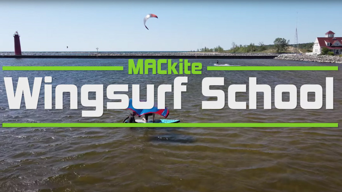 Learn Better Wingboard Control With This On-Beach Simulation