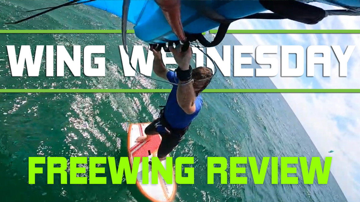 Airush Freewing Review