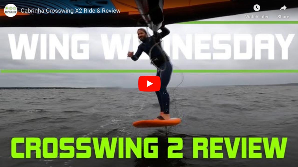 Cabrinha Crosswing X2 Review