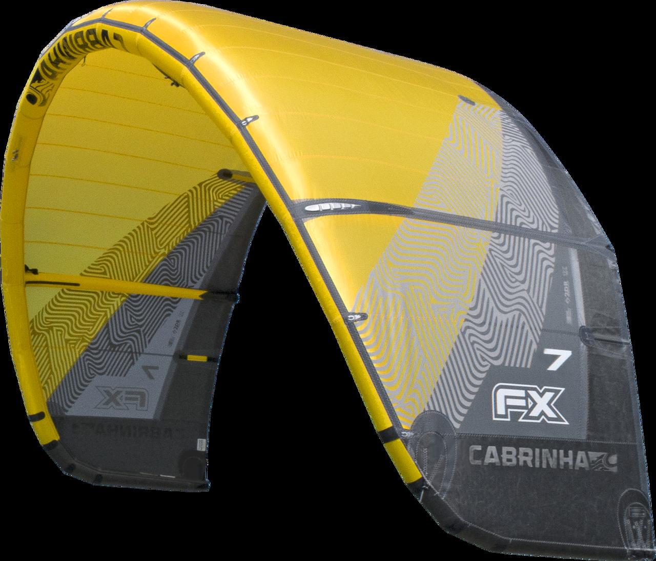 2018 Cabrinha FX Kiteboarding Kite