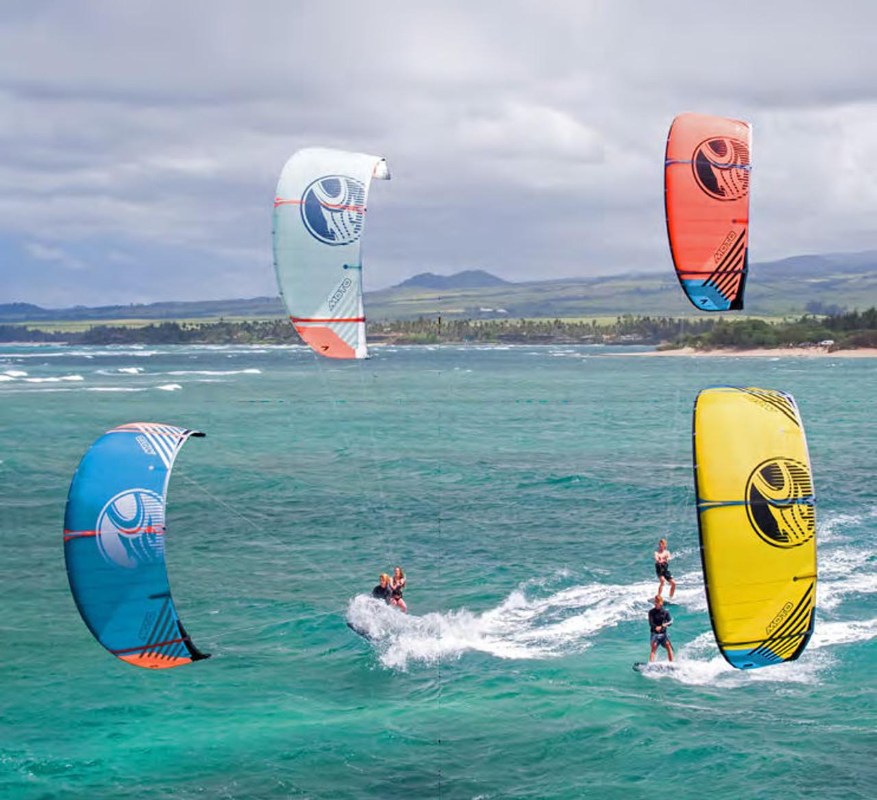 Cabrinha MOTO KO C1 BLUE 2020 12.0  Kite Only  kitesurfing FREERIDE CROSSOVER