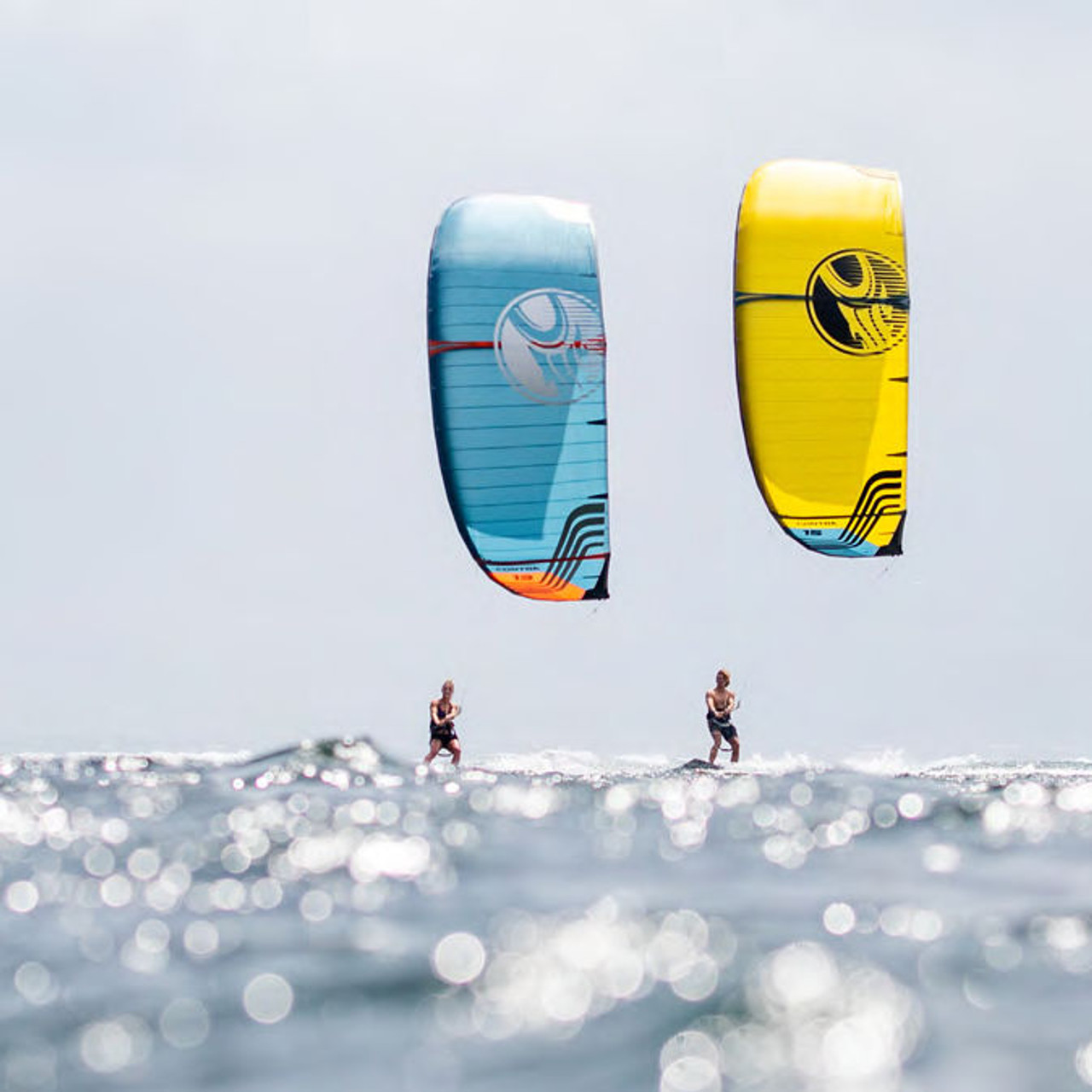 Cabrinha Standard Size Kite Pump for Kitesurfing Kiteboarding NEW