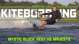 Mystic Block Vest vs. Majestic