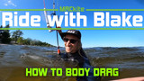 Kitesurfing Lesson: How to Body Drag - Lesson Four