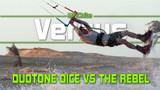 Kiteboarding Review: Duotone Dice VS Duotone Rebel