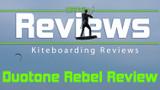 2019 Duotone Rebel Review
