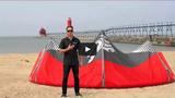 Nathan Reviews: 2015 Cabrinha FX Kiteboarding Kite