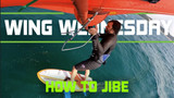 WIngfoiling Jibe Basic