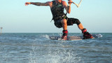 Kiteboarding - How to pop unhooked