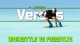 Wakestyle Kiteboarding Vs Freestyle