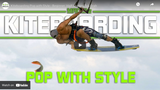 ​Pop with Style - Half Loaded Tail Grab: Kiteboarding with Chris Bobryk