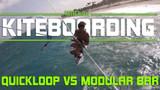 Cabrinha Quickloop vs Modular Control Bar System