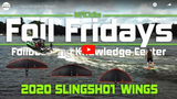 Hydrofoiling: 2020 Slingshot's new wings