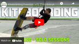 Freestyle Kiteboarding with Chris Bobryk Tigertail