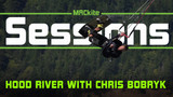 Kiteboarding Hood River with Chris Bobryk