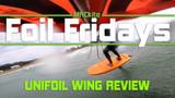 UniFoil WIng  Review