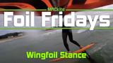 Wingfoil Stance