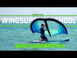 Wing Surf School | The MACkite Method | Lesson 1