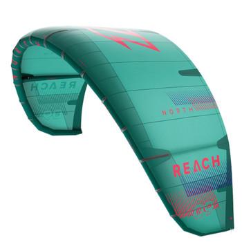 2021 North Reach Kite - Sea Green