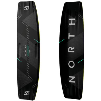 2021 North Atmos Carbon Twintip Kiteboard
