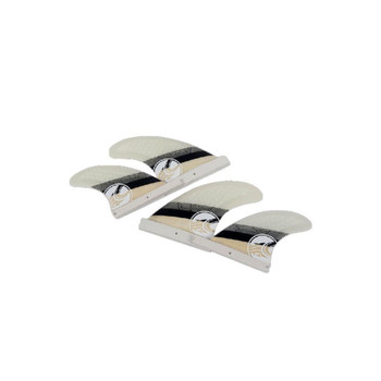 2021 Cabrinha Quad Fin set