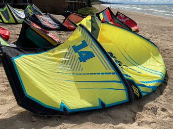2017 Naish Dash 14m (KO) - Used