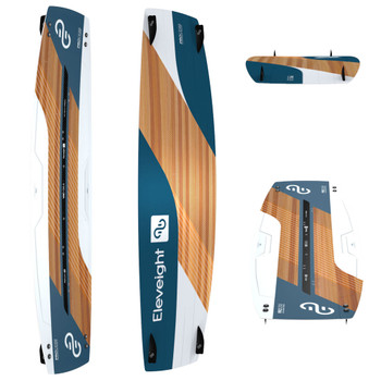 2021 Eleveight Process V4 Kiteboard