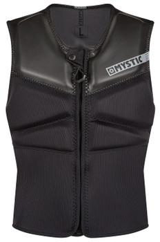 Mystic Block FZ Impact Vest - Black