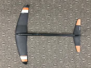 2019 Naish Thrust Kite Foil Front wing, Fuselage, stabilizer wing - used
