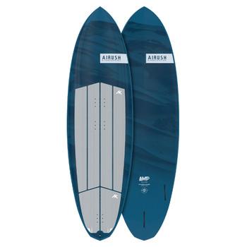 "2021 Airush Amp V4 Reflex Wood Kite Surfboard - 5'4"""