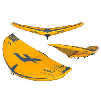 F-one Strike Wing - Mango/Slate