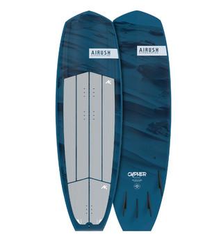 2021 Airush Cypher V3 Reflex Wood Kite Surfboard