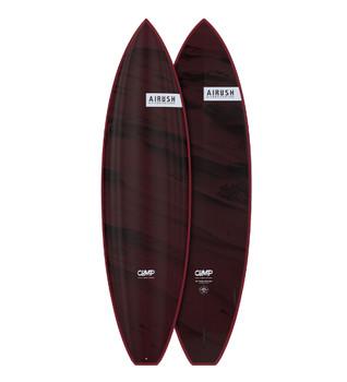 2021 Airush Comp V4 Carbon Innegra Kite Surfboard