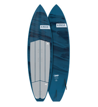 2021 Airush Comp V4 Reflex Wood Kite Surfboard