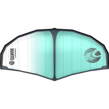 :01 Cabrinha Mantis Crossover Wing - Mint/White