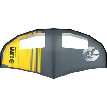 :01 Cabrinha Mantis Window Wing - Black/Yellow