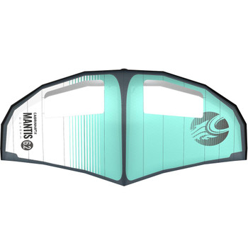 :01 Cabrinha Mantis Window Wing - Mint/White