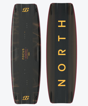 2021 North Focus Hybrid Kiteboard