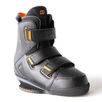 2021 North Fix Kiteboarding Boots - Side