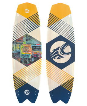 01 Cabrinha Tronic Surf Kiteboard (BO)