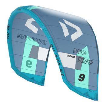 2021 Duotone Mono Kiteboarding Kite - Blue