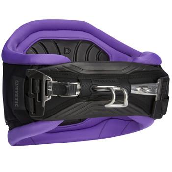 2021 Mystic Diva Women's Waist Harness - Black/Purple