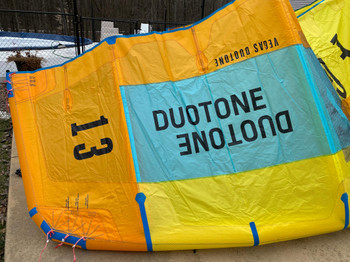 2020 Duotone Vegas 13m - Used