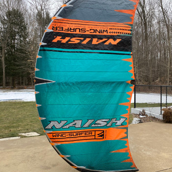 2020 Naish S25 Wingsurfer 4m - Used