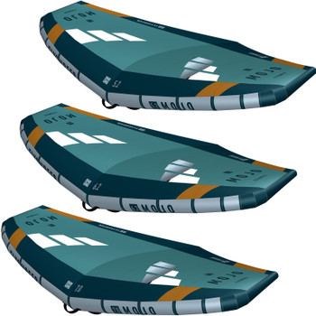 Mojo Surf Wing Bright Edition