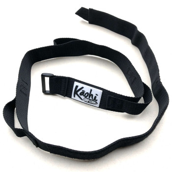 Kaohi Black Belt Waist Belt