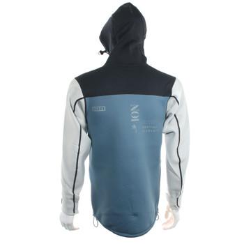 2021 Ion Neo Shelter Jacket Amp - Steel Blue/White